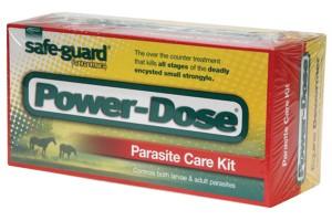 Safe-Guard fenbendazole Power Dose dewormer