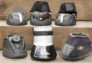 EasyCare hoof boot product line