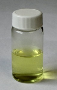 activated Oxine solution